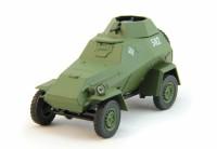 1:43 # 75 БА-64 - защитный зелёный