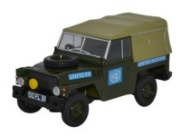 "1:43 LAND ROVER Series III 1/2 Ton Lightweight ""United Nations"" 1972"