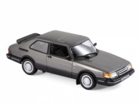 1:43 SAAB 900 Turbo 16 Coupe 1991 Grey Metallic