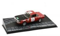 1:43 LANCIA Fulvia Coupe Rallye 1.6 HF #1 Lampinen/Andreasson Rally Du Maroc 1972