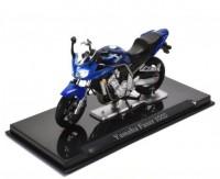 1:24 мотоцикл YAMAHA Fazer 1000 Blue