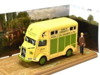 1:43 CITROEN Type H marchand de betail 1966 Yellow