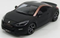 1:18 PEUGEOT RCZ R Concept Salon de Paris 2012 Black Matt/Copper