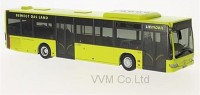 "1:43 автобус MERCEDES-BENZ Citaro ""LIEmobil (Лихтенштейн)"" 2006 Yellow"