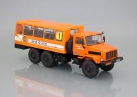 1:43 Уральский грузовик 4322 (спецвыпуск)