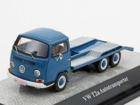 1:43 VOLKSWAGEN T2a Car Transport (эвакуатор) 1967 Blue