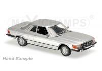 1:43 Mercedes-Benz 450 SLC (R107) 1974 (silver)