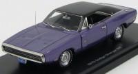 1:43 Dodge Charger R/T 1970 (violet)