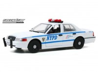 "1:24 FORD Crown Victoria Police ""New York City Police Department"" (NYPD) 2011"