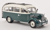 1:43 автобус ROBUR GARANT 30k VWB I8 1956 Green