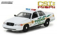 "1:43 FORD Crown Victoria Police Interceptor ""Miami-Dade Police"" 2003 (из телесериала ""Место преступления"")"