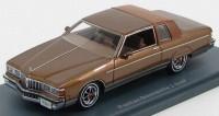 1:43 PONTIAC Bonneville Brougham 2-d 1980 Brown Metallic/Brown