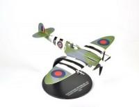 "1:72 Supermarine ""Spitfire"" Mk.IXB 341 эскадрилья RAF«Эльзас» ВВС Свободной Франции Pierre-Henri Clostermann (33 победы) 1944"