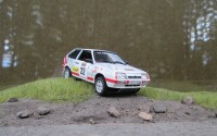 1:43 Lada Samara Raido Ruutel Tonu Vunn Old Toomas Rally 1988
