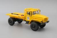 1:43 Уральский грузовик-43206 Ралли, Автолегенды СССР Грузовики. Спецвыпуск
