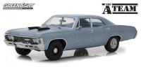 """1:18 CHEVROLET Impala Sedan 1967 (из телесериала 'Команда А"""")"""