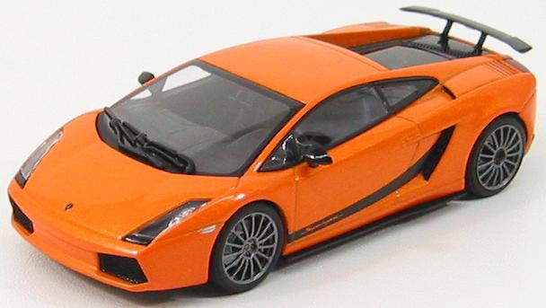 1:43 Lamborghini Gallargo Superleggera (borealis orange)