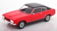 1:18 FORD Capri 1600 GT Mк.1 1973 Red/Black
