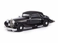 1:43 Maybach SW38 Cabriolet A by Spohn - 1938 closed roof (black)