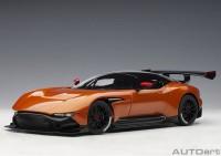 1:18 Aston Martin Vulcan - 2015 (orange)
