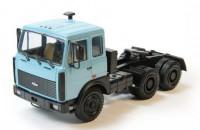 1:43 МАЗ 64221 седельный тягач (1989-1991), голубой