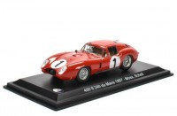 1:43 MASERATI 450 S #1 24h Le Mans Moss/Schell 1957