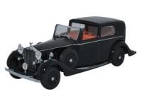1:43 ROLLS ROYCE Phantom Ill SDV H.J Mulliner 1937 Black