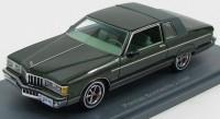 1:43 PONTIAC Bonneville Brougham 2d 1980 Metallic Dark Green