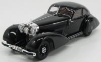 1:18 MERCEDES-BENZ 540K Autobahn-Kurier 1935 Black
