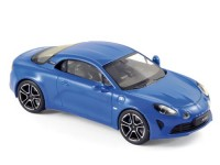 1:43 ALPINE A110 Premiere Edition 2017 Blue