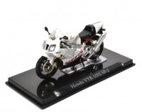 1:24 мотоцикл HONDA VTR 1000 SP-2 White