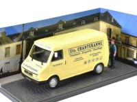 "1:43 CITROEN C35 фургон ""Ets.Chanteranne"" 1980 Yellow"