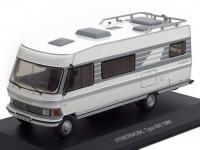 1:43 кемпер MERCEDES-BENZ HYMER Type 650 1985 White/Grey