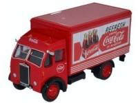 """1:76 грузовик ALBION Box Van """"Coca Cola"""""""