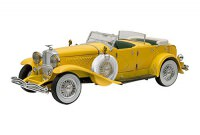 "1:18 Duesenberg SJ 1934 ""The Great Gatsby"" (yellow)"