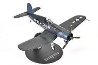 """1:72 Chance Vought F4U-1A """"Corsair"""" Ira Cassius Kepford лучший ас ВМС США (16 побед) 1944"""