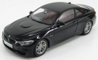 1:18 BMW M4 Coupe (F82) (matt black)