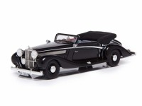 1:43 Maybach SW38 Cabriolet A by Spohn - 1938 open roof (black)