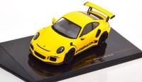 1:43 PORSCHE 911 GT3 RS (991) 2017 Yellow