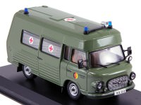 "1:43 BARKAS B1000 SMH-3 ""Military Ambulance"" 1985"