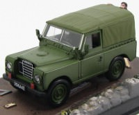 "1:43 LAND ROVER 88 series III ""The Living Daylights"" 1987 Green"
