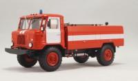 1:43 Горький-66-11 обр. 1988 г. АЦ-30(66), модель 184А
