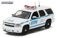 """1:43 CHEVROLET Tahoe """"New York City Police Department"""" (NYPD) 2012"""