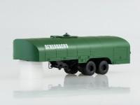 1:43 Полуприцеп-топливозаправщик ТЗ-22,зелёный