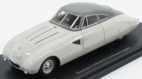 1:43 MAYBACH SW 38 Streamline Car Doerr & Schreck 1939 Light Grey/Grey (тираж 500шт.)