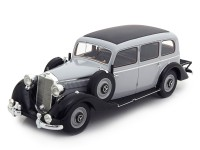 1:18 MERCEDES-BENZ 260D Pullman 1937 Light Grey/Black