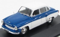 1:43 Wartburg 312 1965 Blue/White