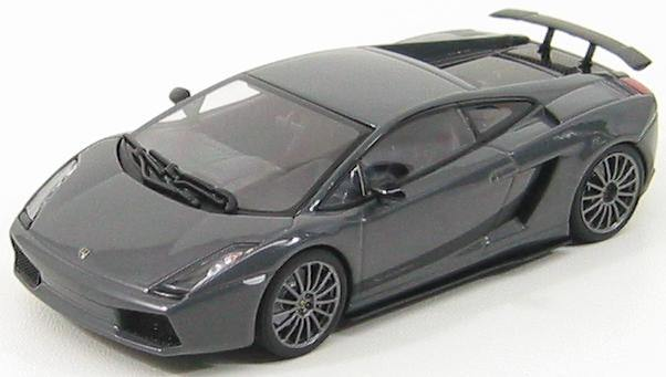 1:43 Lamborghini Gallardo Superleggera (telesto grey)