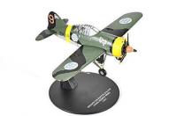 "1:72 Brewster B-239 ""Buffalo"" Hans Henrik Wind ВВС Финляндии (75 побед) 1943"