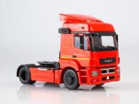 1:43 КАМский грузовик-5490 седельный тягач (красный)